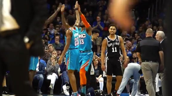 The 48: Thunder Gets Even