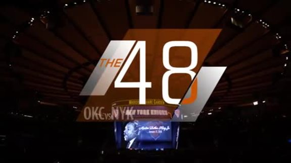 The 48: Matinee in the Big Apple