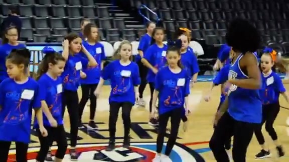 Junior Dance Clinic Preview