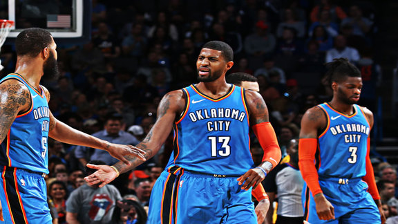 Highlights: Thunder vs. Jazz