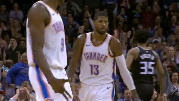 Postgame: Thunder vs. Kings