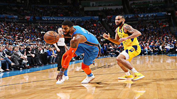 Highlights: Thunder vs. Pacers