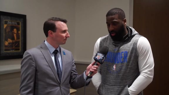 1-on-1: Raymond Felton - 4/9