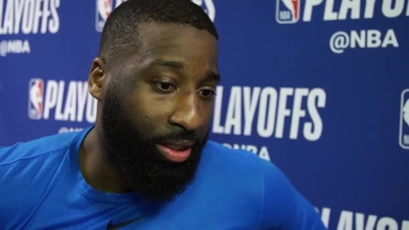 1-on-1: Raymond Felton - 4/14