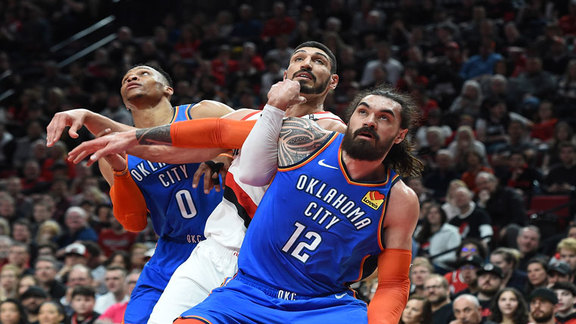 Game 1 Highlights: Thunder at Blazers