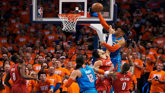 Game 3 Highlights: Thunder 120, Blazers 108