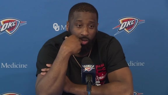 End of Season: Raymond Felton