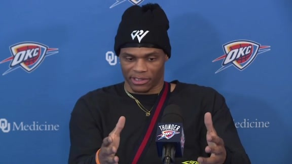 End of Season: Russell Westbrook