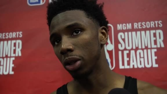 Growth, Improvement Focus for Diallo