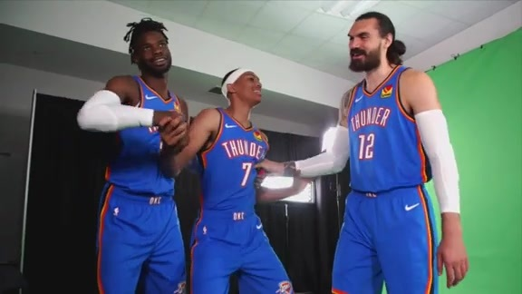 Behind the Scenes: Media Day 2019