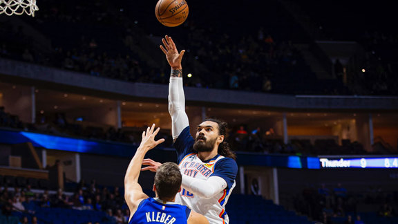 Highlights: Thunder vs. Mavericks