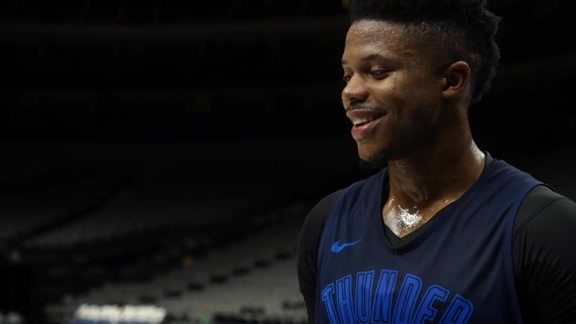 1-on-1: Justin Patton - 10/14
