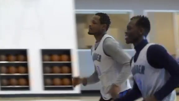Thunder All-Access: Grind Time
