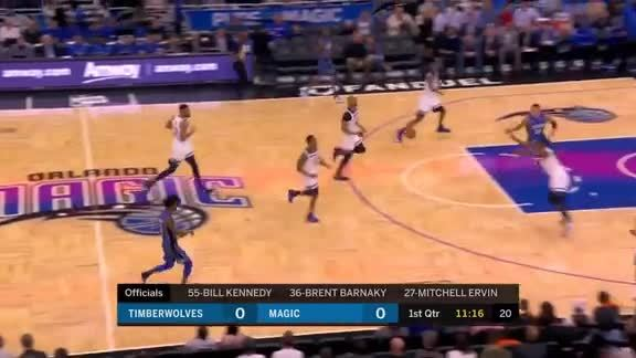 Jimmy Butler Scores 28 In Loss Vs. Magic   January 16th, 2018