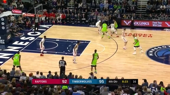 Tyus Finds Towns For The Slam