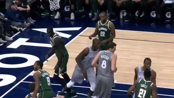 Bjelica With The Dime