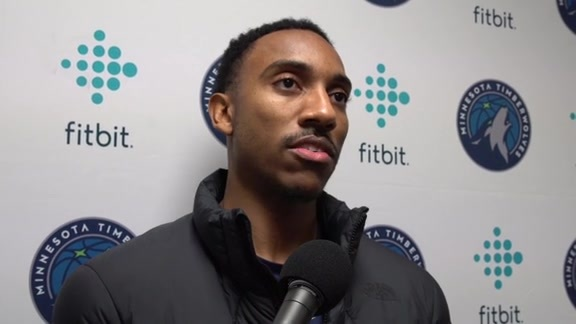 Shootaround Access - Feb. 15 | Jeff Teague