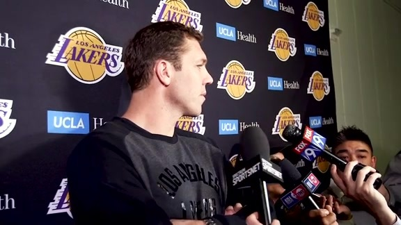 Pregame - Feb. 15 | Luke Walton