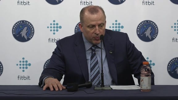 Postgame - Feb. 15 | Tom Thibodeau
