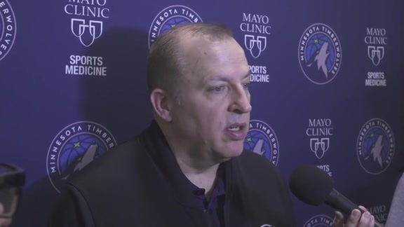Practice Report - March 6 | Tom Thibodeau