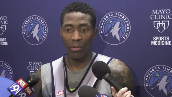 Practice Report - March 7 | Jamal Crawford