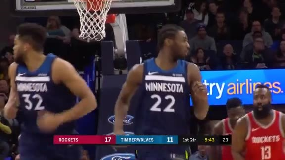 Wiggins With The Drive