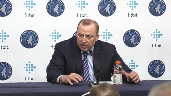 Postgame - March 18 | Tom Thibodeau