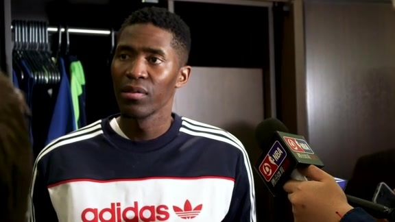 Postgame - March 18 | Jamal Crawford