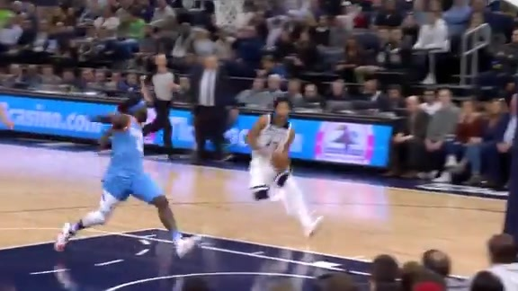 Rose With The Layup And The Foul