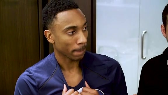 Postgame - March 20 | Jeff Teague