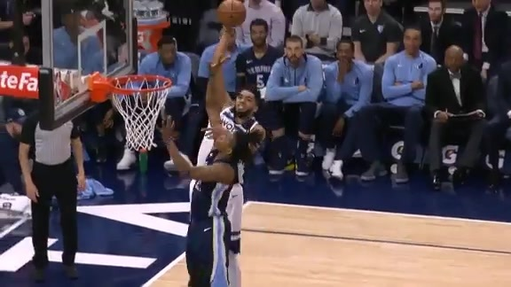 Towns With The Hook Shot