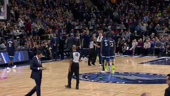 Brooks At The Buzzer