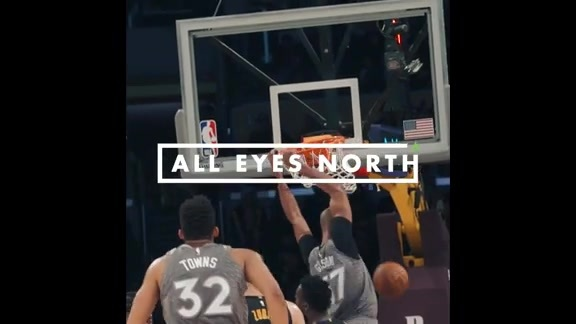 Mini Movie | Butler's Return Leads Wolves Over Lakers