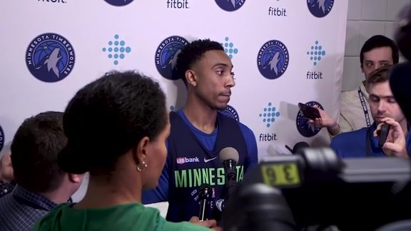 Shootaround Access - Game 4 | Jeff Teague