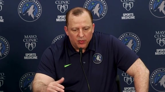 2018 Pre-Draft Press Conference | Tom Thibodeau And Scott Layden