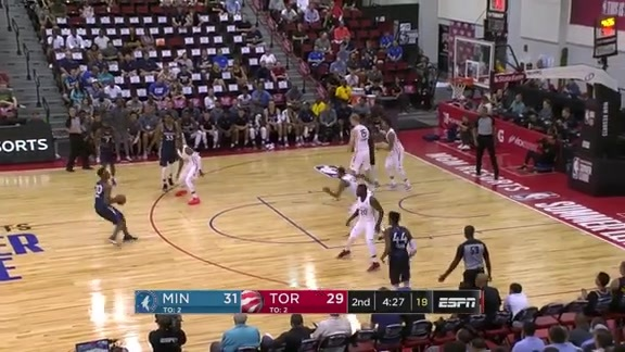 Okogie Drills The 3 On The Run