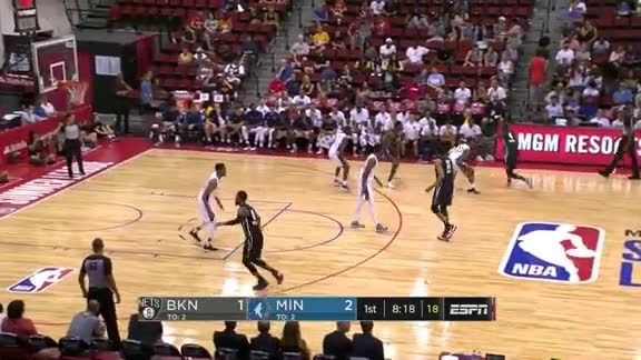 Okogie Strikes On Defense Again