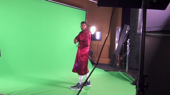 Timberwolves Media Day Behind The Scenes