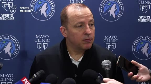 Practice Report - Oct. 16 | Tom Thibodeau