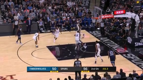 Rose With The Nifty Layup