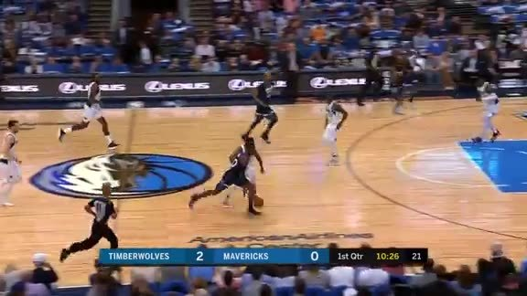 Okogie Pushes And Dishes To Gibson