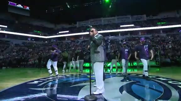 Morris Day Performs At Halftime
