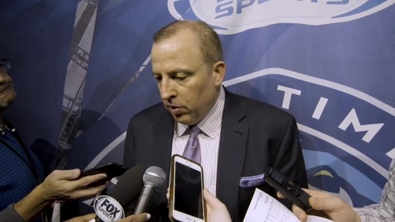 Postgame- Dec. 8 | Tom Thibodeau