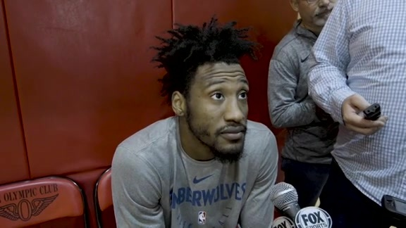 Shootaround Access - Dec. 10 | Robert Covington