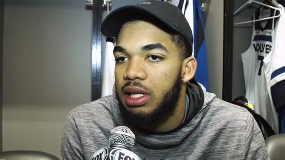 Shootaround Access - Dec. 15 | Karl-Anthony Towns