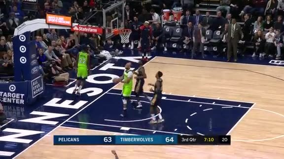 KAT Stuffs Holiday, Wiggins Finishes On The Break