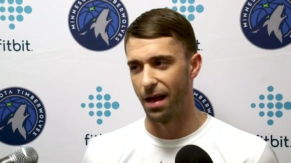 Shootaround Access - Jan. 18 | Ryan Saunders