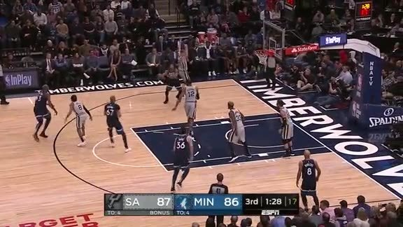 Taj And D-Rose Show Off Two-Man Game
