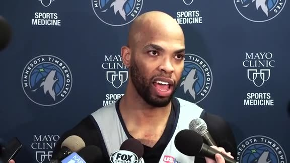 Practice Report - Feb. 4 | Taj Gibson