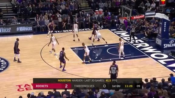 Towns Finds Saric On A Beautiful Cut